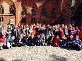 Wycieczka klas piątych:  Malbork-Gdańsk -Gdynia-Sopot- Szymbark :: MALBORK_1