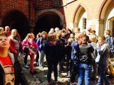 Wycieczka klas piątych:  Malbork-Gdańsk -Gdynia-Sopot- Szymbark :: MALBORK_9