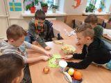 PYSZNE WITAMINKI - robimy sałatkę owocowo - warzywną :: pyszne witaminki