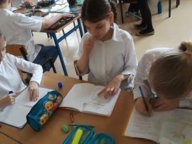 Metoda projektu w edukacji wczesnoszkolnej  w klasie integracyjnej III A